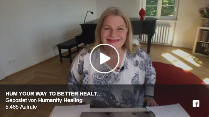 Hum Your Way To Better Health Livestream