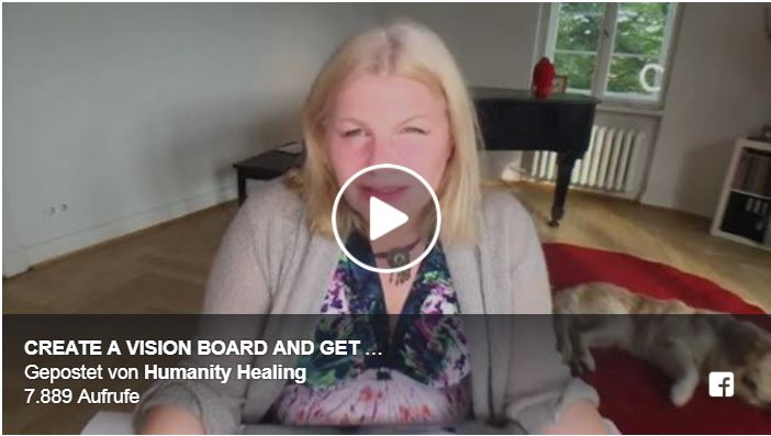 Create A Vision Board and Get Clear With Your Life's Message