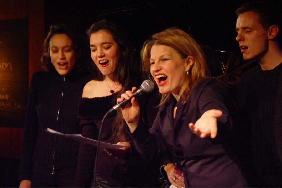 Gesangscoaching und Stimmtraining