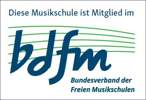 Diese Musikschule ist Mitglied im Bundesverband der Freien Musikschulen