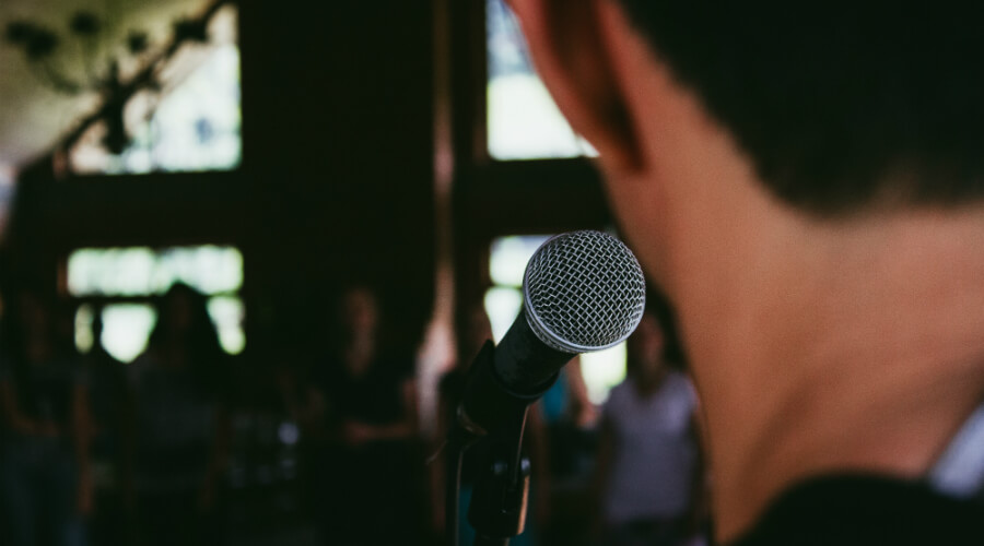 On-Demand Workshop:<br/>Voice Training for Speakers