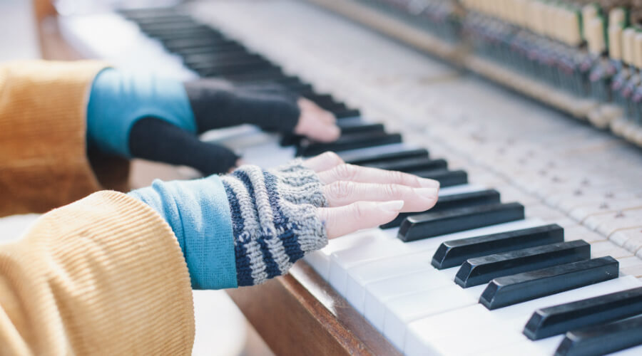 Workshop: How to Play Piano in One Day - LEVEL 2