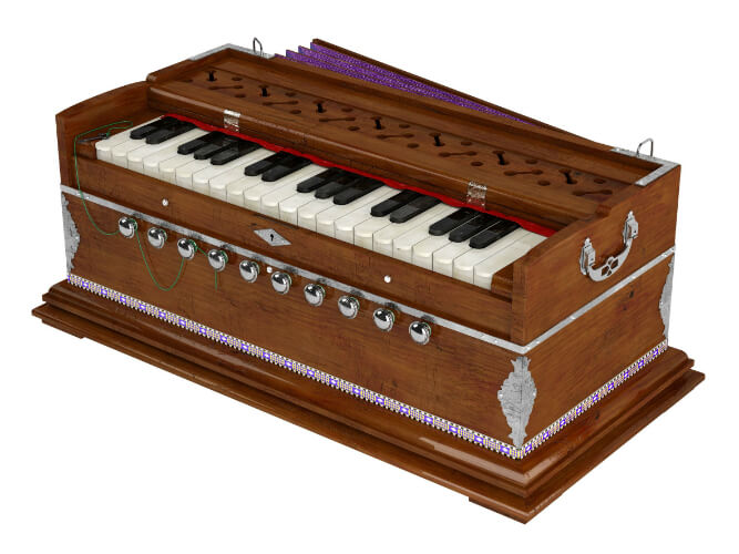 Indian Harmonium Lessons | schoolofvoice.berlin