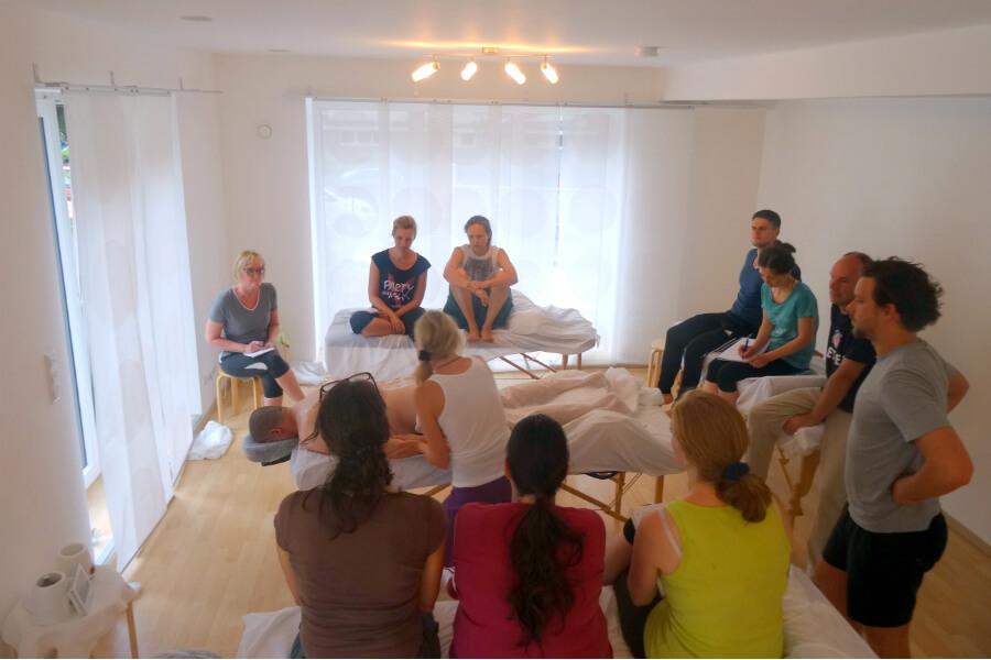 Massage Ausbildung in Berlin