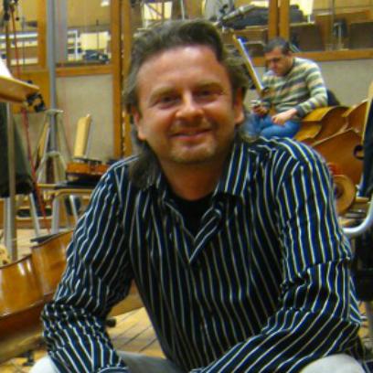 Fabrizio Pigliucci | Composer, Arranger, Orchestrator
