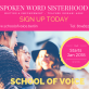 Course: Spoken Word Sisterhood