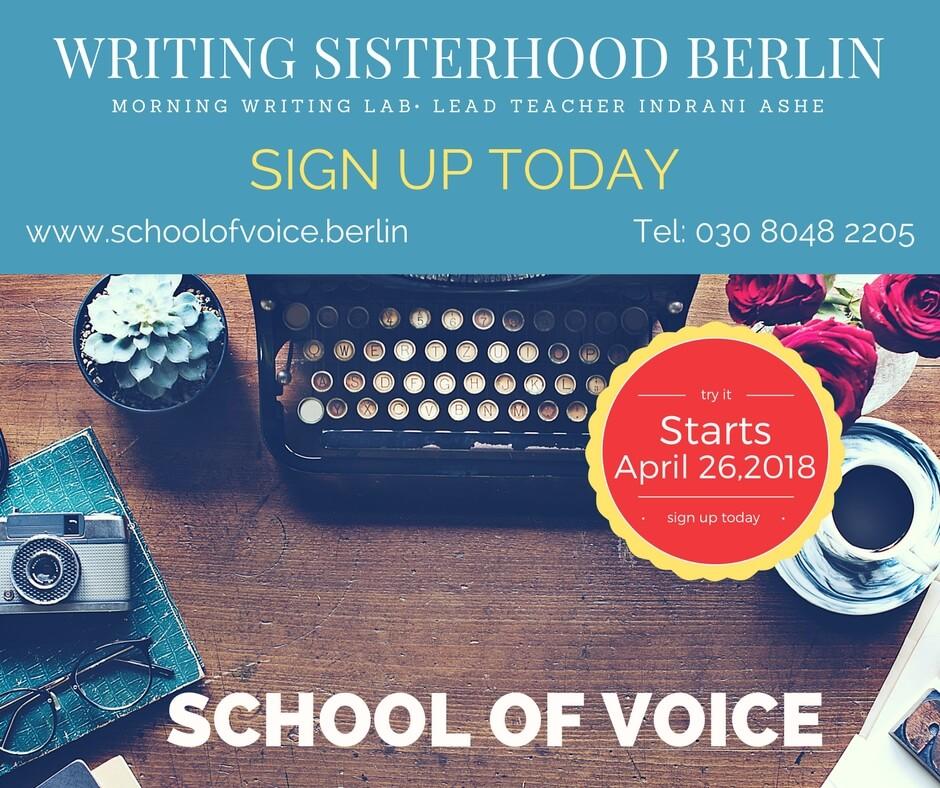 Course: Writing Sisterhood