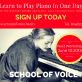 Workshop: Learn to Play Piano in 1 Day