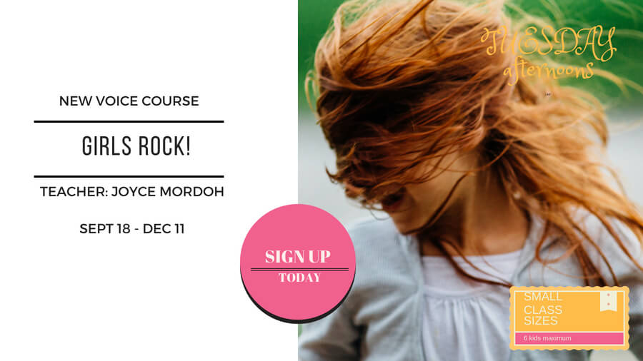 Course: GIRLS ROCK!