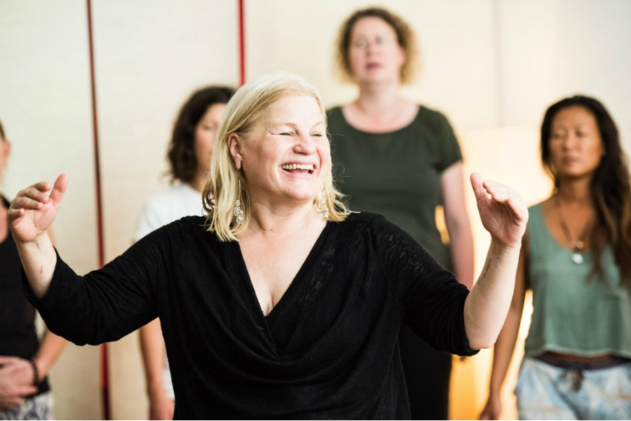 PRIVATE VOICE COACHING with Kara Johnstad at School Of Voice Berlin