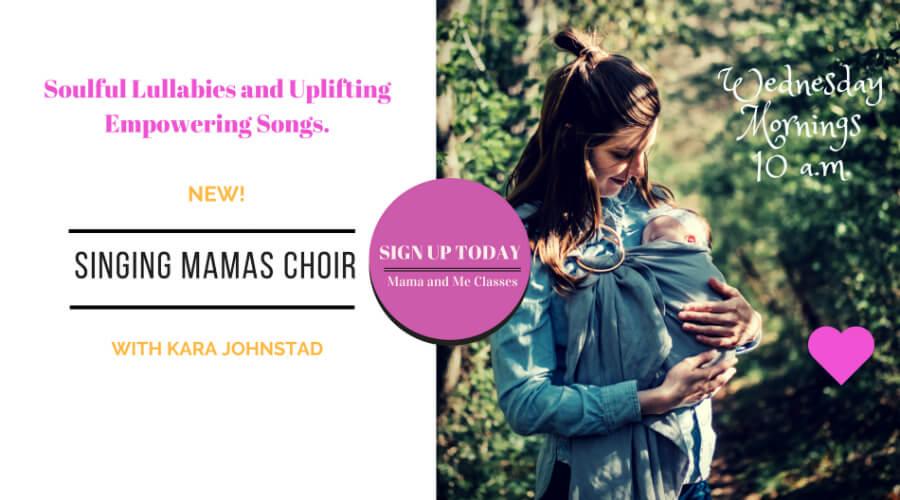 Singing Mamas Choir