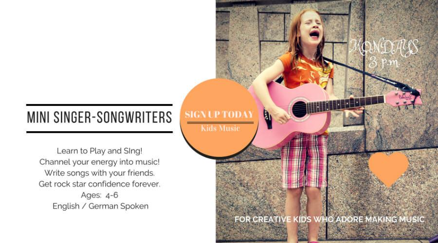 Mini Singer-Songwriters