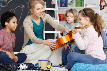 Mini Kids Music Class | schoolofvoice.berlin