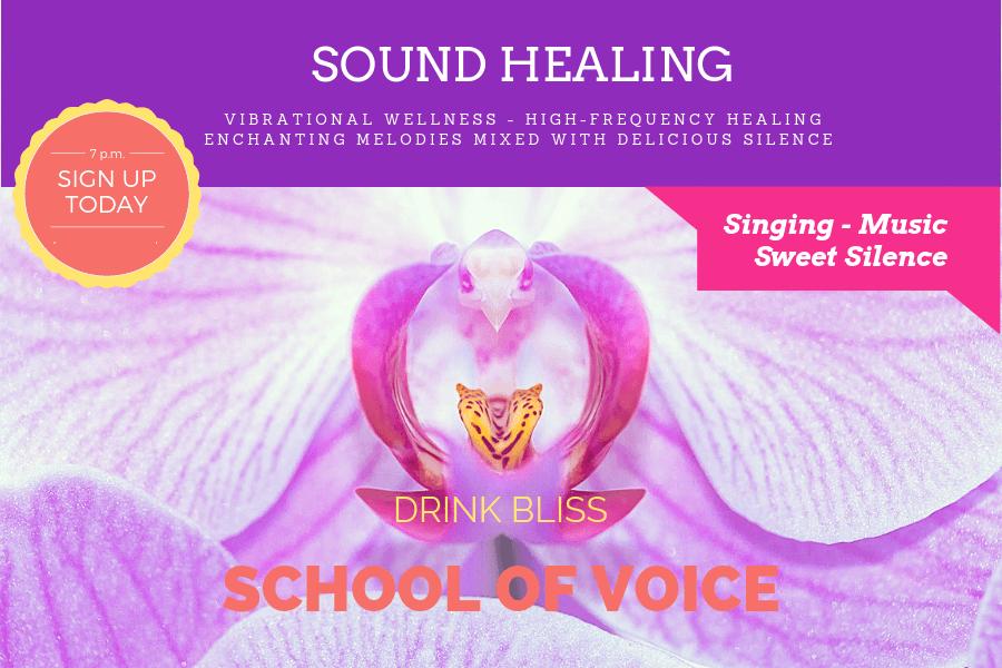 SOUND HEALING EVENT at School Of Voice | schoolofvoice.berlin