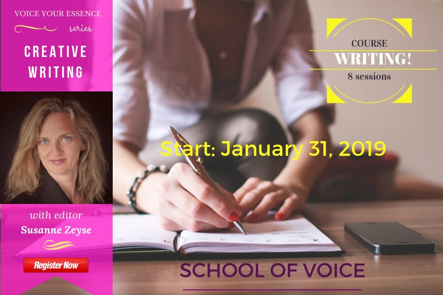 Course: WRITING!