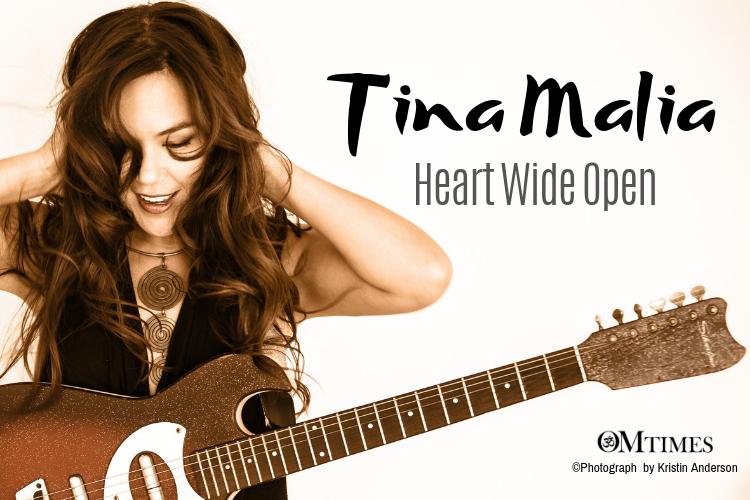 Tina Malia: Heart Wide Open - An interview with Kara Johnstasd