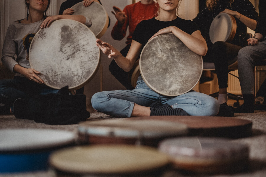 Workshop: Frame Drum Discovery | www.schoolofvoice.online