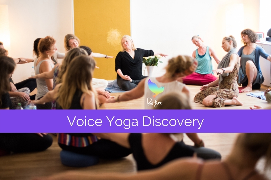 Voice Yoga Discovery