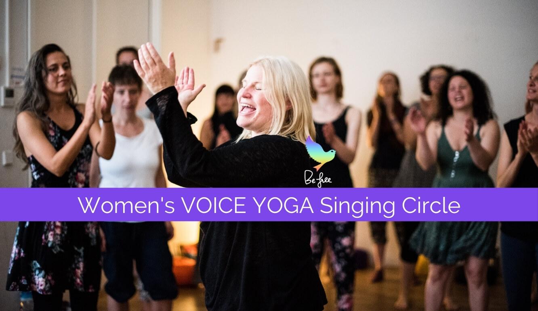 Women's VOICE YOGA Singing Circle