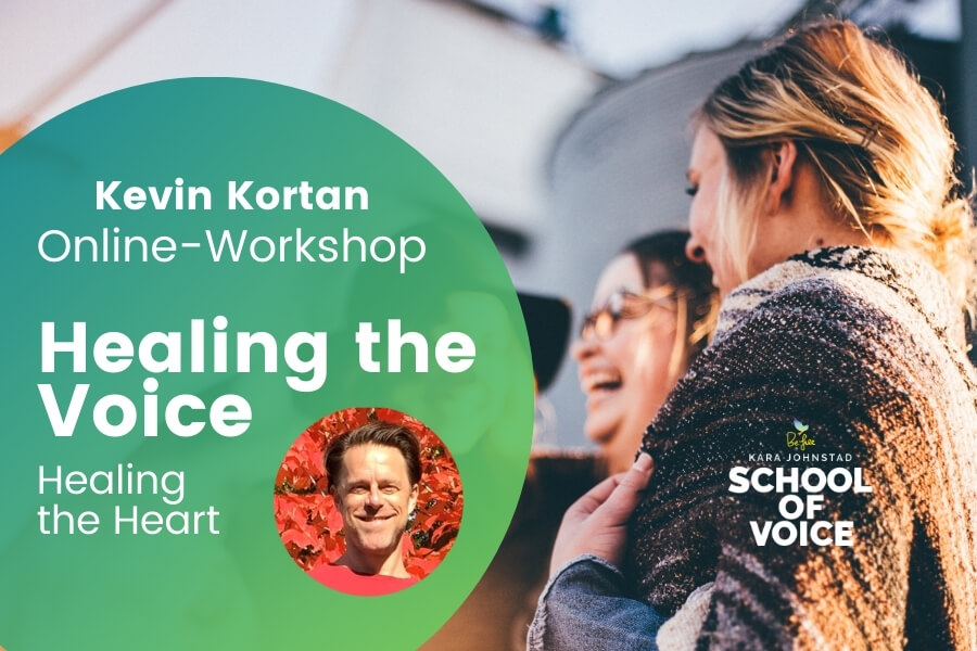 Workshop: Healing the Voice – Healing the Heart