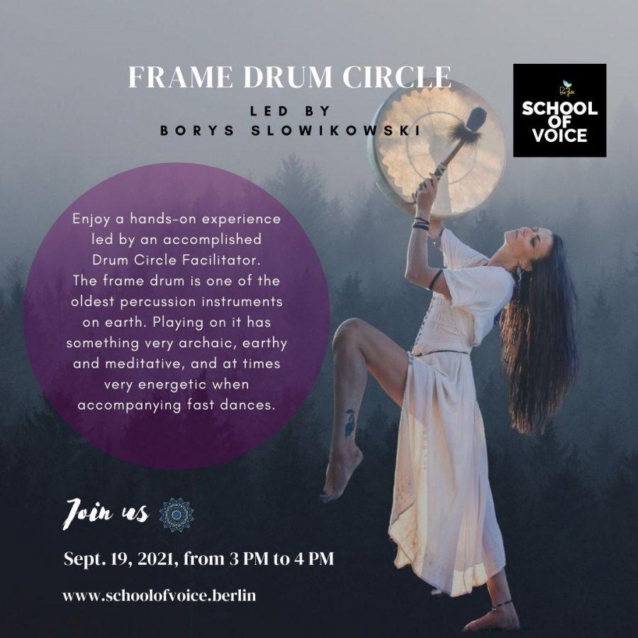 Frame Drum Circle